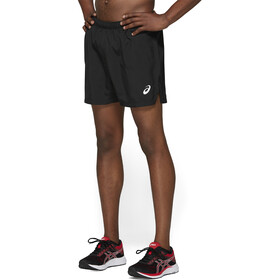 "asics Silver 5"" Shorts Herre performance black"